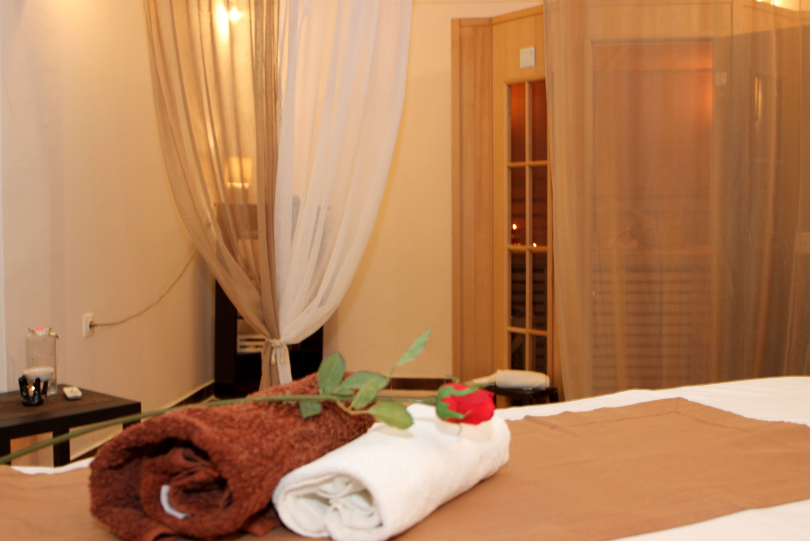 Red Rose Spa - Skala Hotel Ios
